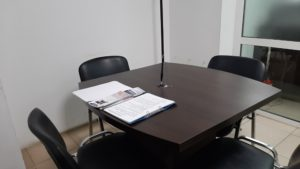 офис для консультаций адвоката